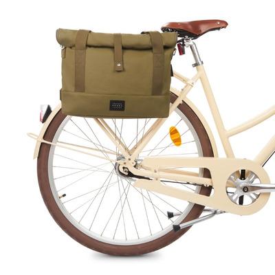 Satchel Fahrradtasche City | Olive