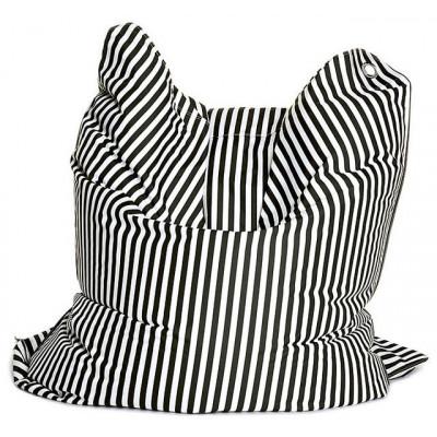 Modebulle Schwarz-Weiß