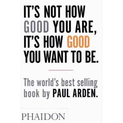 Buch | It's Not How Good You Are, It's How Good You Want to Be