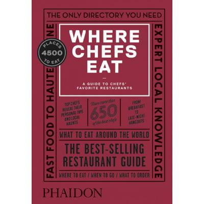 Buch | Where Chefs Eat
