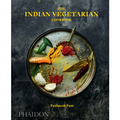 Buch | The Indian Vegetarian Cookbook