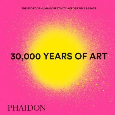 Buch |  30,000 Years of Art