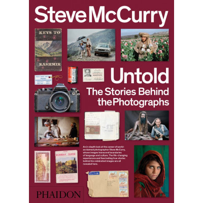 Buch | Steve McCurry: Untold The Stories Behind the Photographs