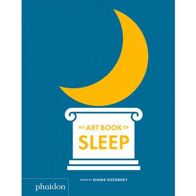 Kinderbuch | My Art Book of Sleep