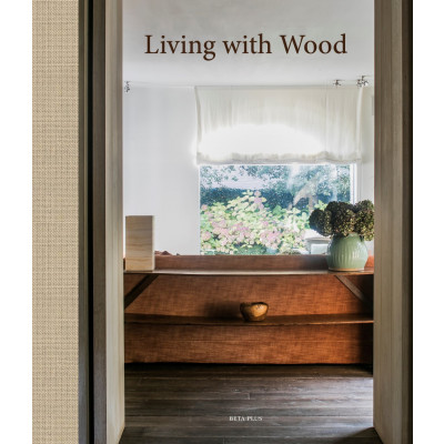 Buch Living with wood
