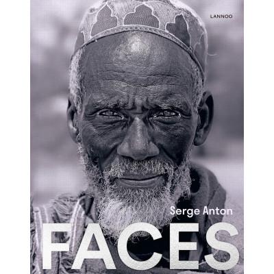 Photo Book Faces Serge Anton