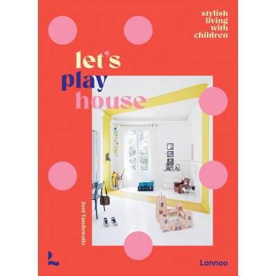 Buch Let's Play House | Niederlandisch