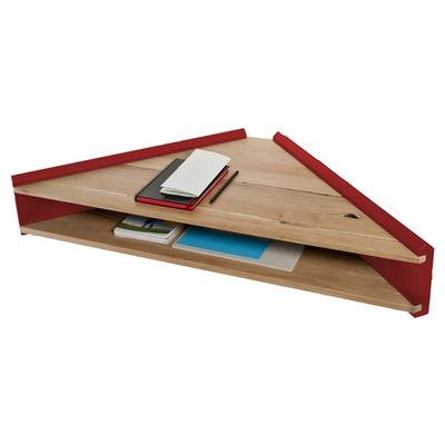 Desk Briccola-ge I Natural Oak-Red