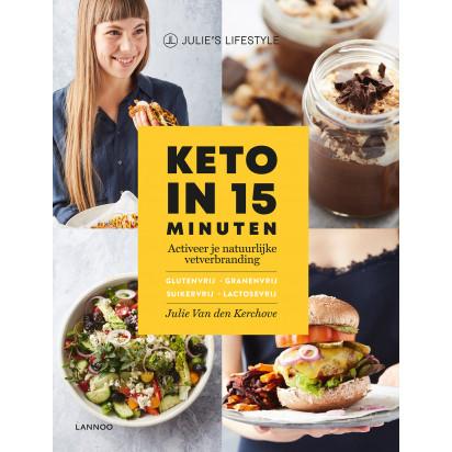 Buch Keto in 15 Minuten