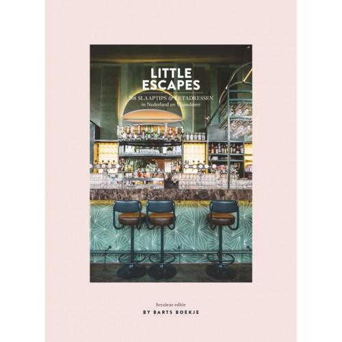 Buch Little Escapes   Niederlandisch