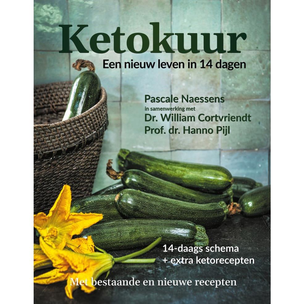 Buch Ketokuur - Pascale Naessens   Niederlandisch