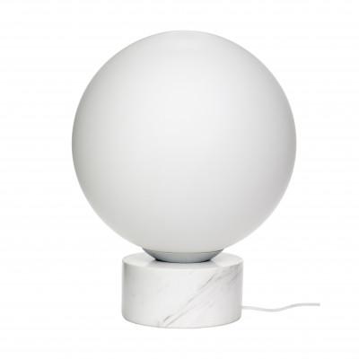 Floor Lamp   White / Marble