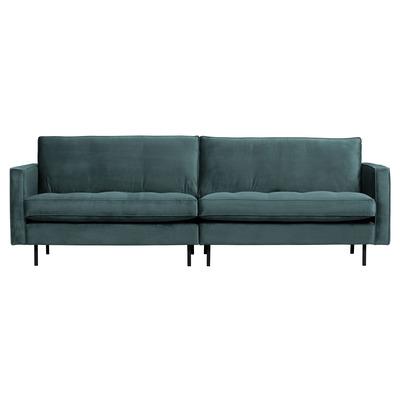 3 Seater Sofa Rodeo Classic Velvet | Teal