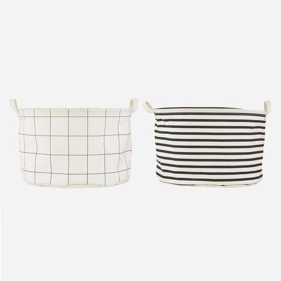 Storage Bags | Set Of 2