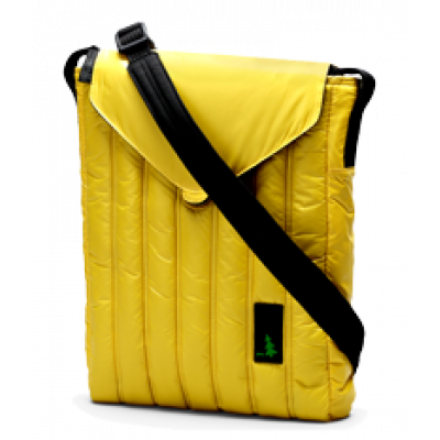 RC3 Gesteppter Rucksack Gelb