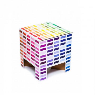 Niederländischer Design-Stuhl | Rainbow