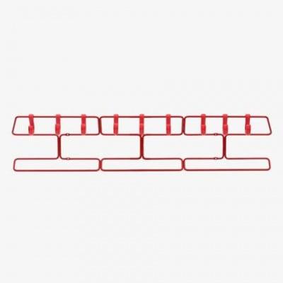 Superemma 90 Kleiderbügel - Rot
