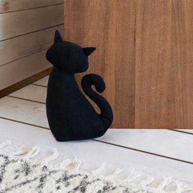 Butoir de Porte Meow | Noir