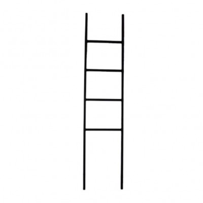 Metal Ladder | Black