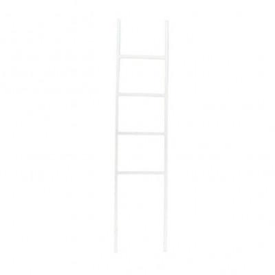 Metal Ladder | White