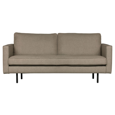 2,5 Seater Sofa Rodeo Stretched | Brown Melange