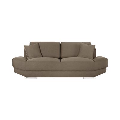 3-Sitzer-Sofa Kaya | Haselnuß