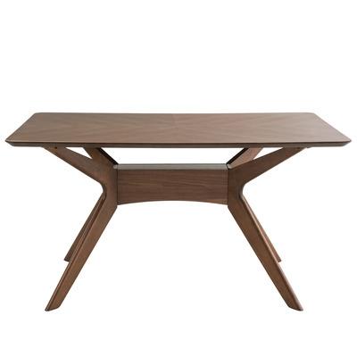 Tisch Helga 140x90 cm | Nussbaum