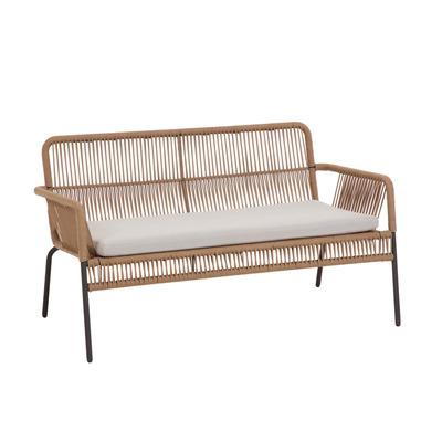 2-Sitzer-Sofa Samanta Innen/Außen | Beige