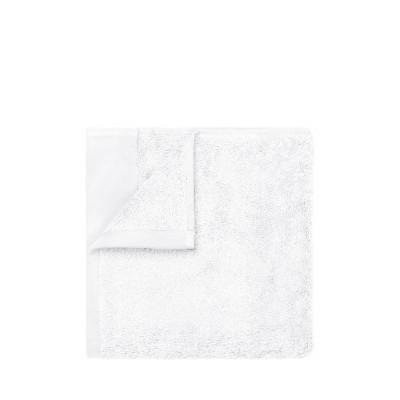 2er-Set Gästehandtücher 30 x 50 cm | Weiß