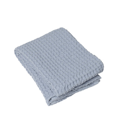 Hand Towel Waffle 50 x 100 cm | Ashley Blue