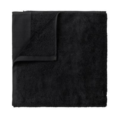 Sauna-Handtuch 100 x 200 cm | Schwarz