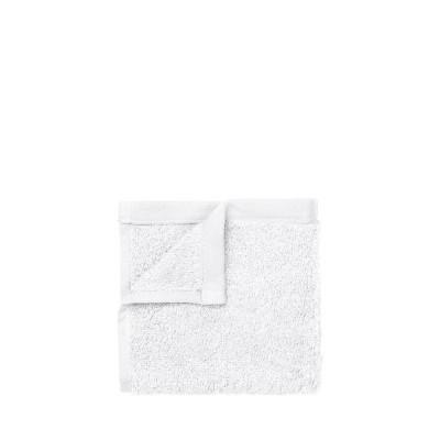 Set mit 4 Gästehandtüchern, 30 x 30 cm | Weiß