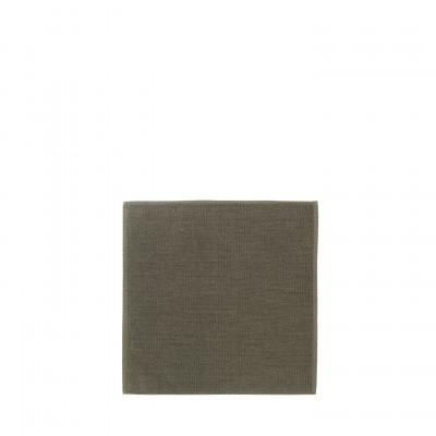 Badematte 55 x 55 cm | Agave Grün