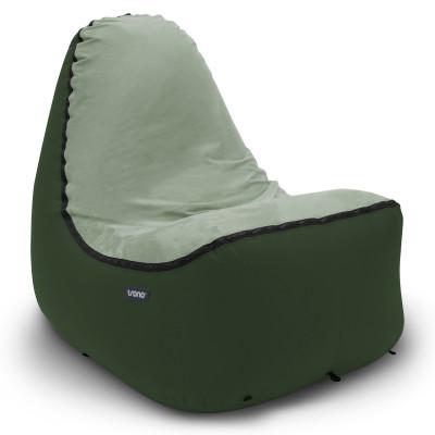 Aufblasbarer Stuhl | Tiefes Grün