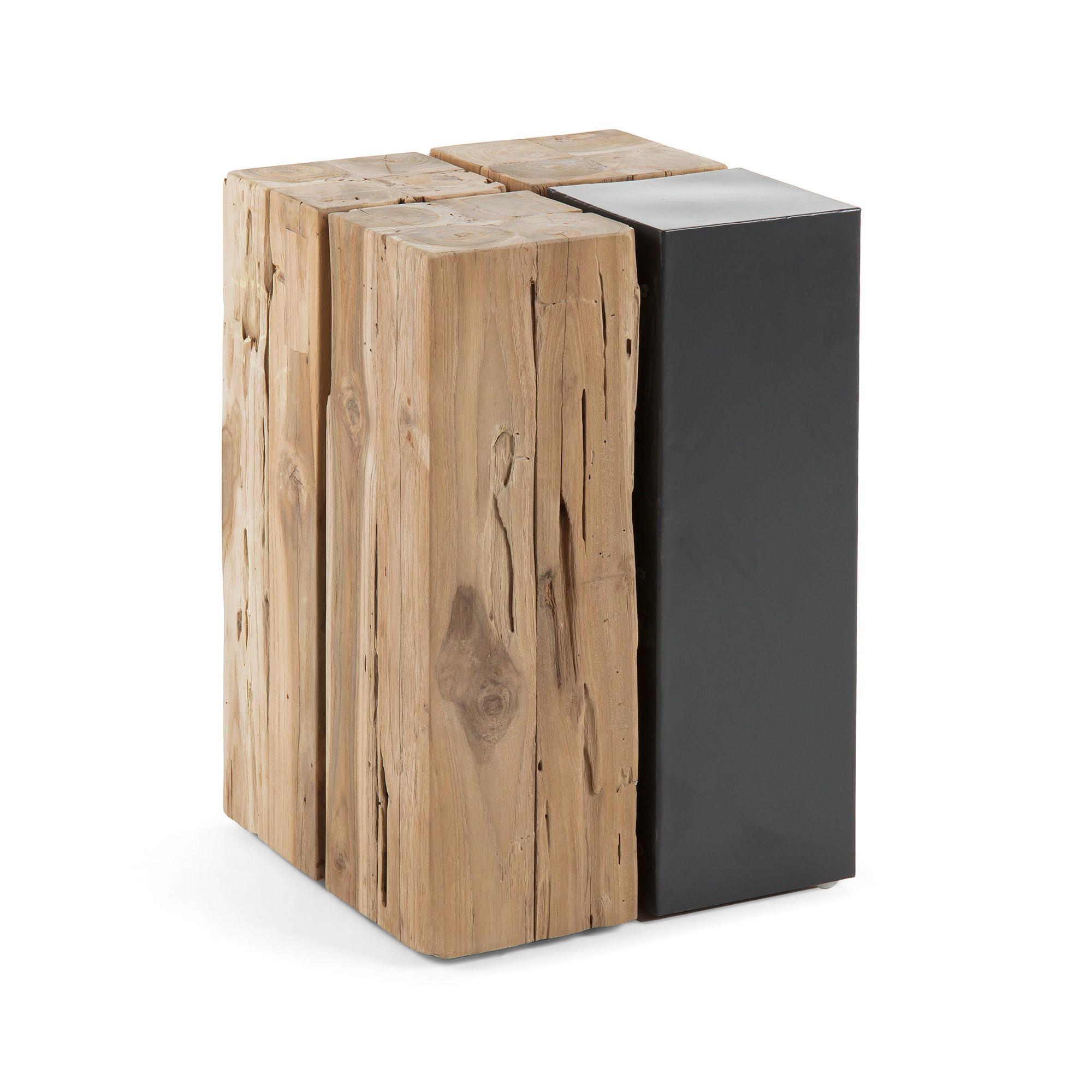Side Table Ognak | Light Wood