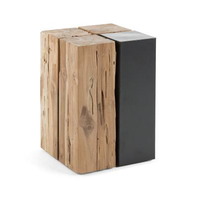 Beistelltisch Ognak   Helles Holz