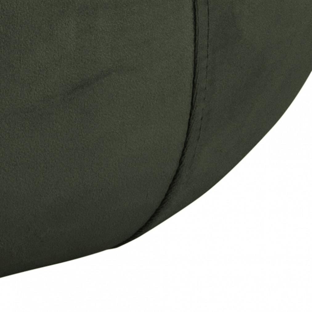 Pouf Mie  60 cm   Dark Green