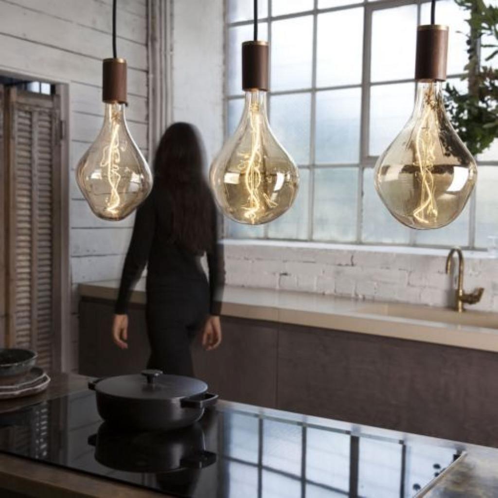 Glühbirne Voronoi II 3 Watt