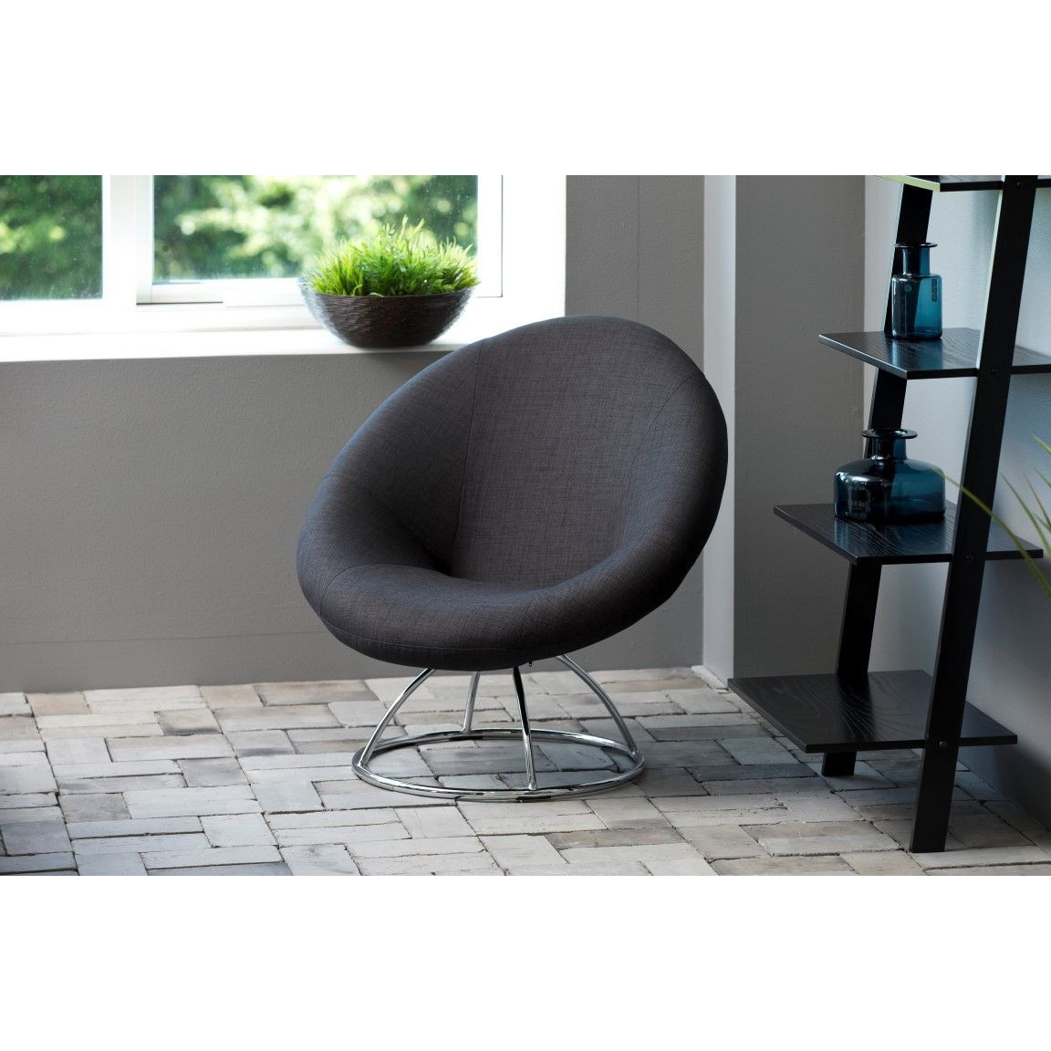 Resting Chair Grace | Dark Grey