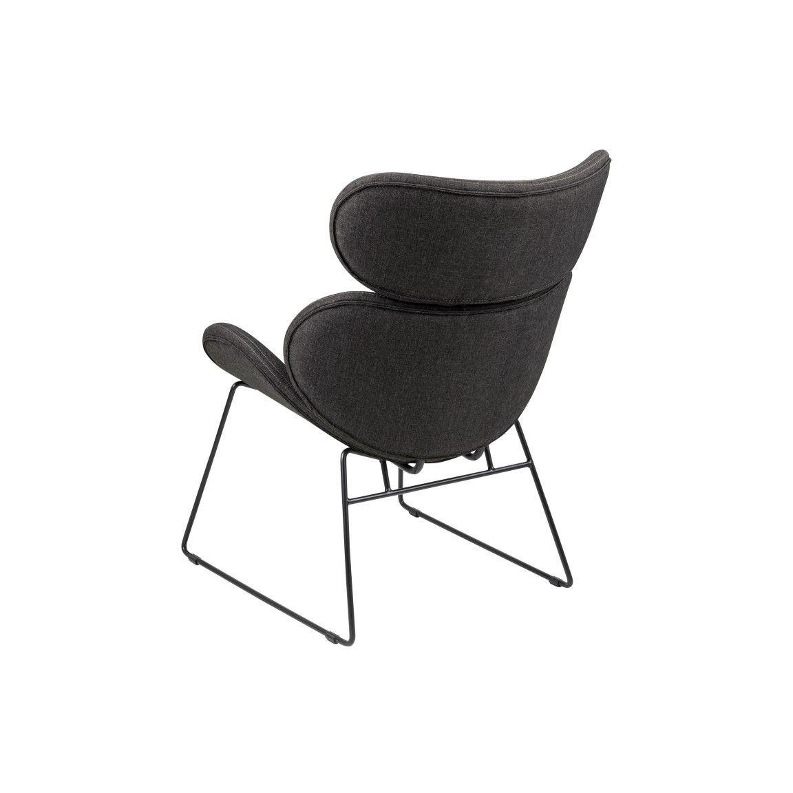 Resting Chair Eden   Dark Grey