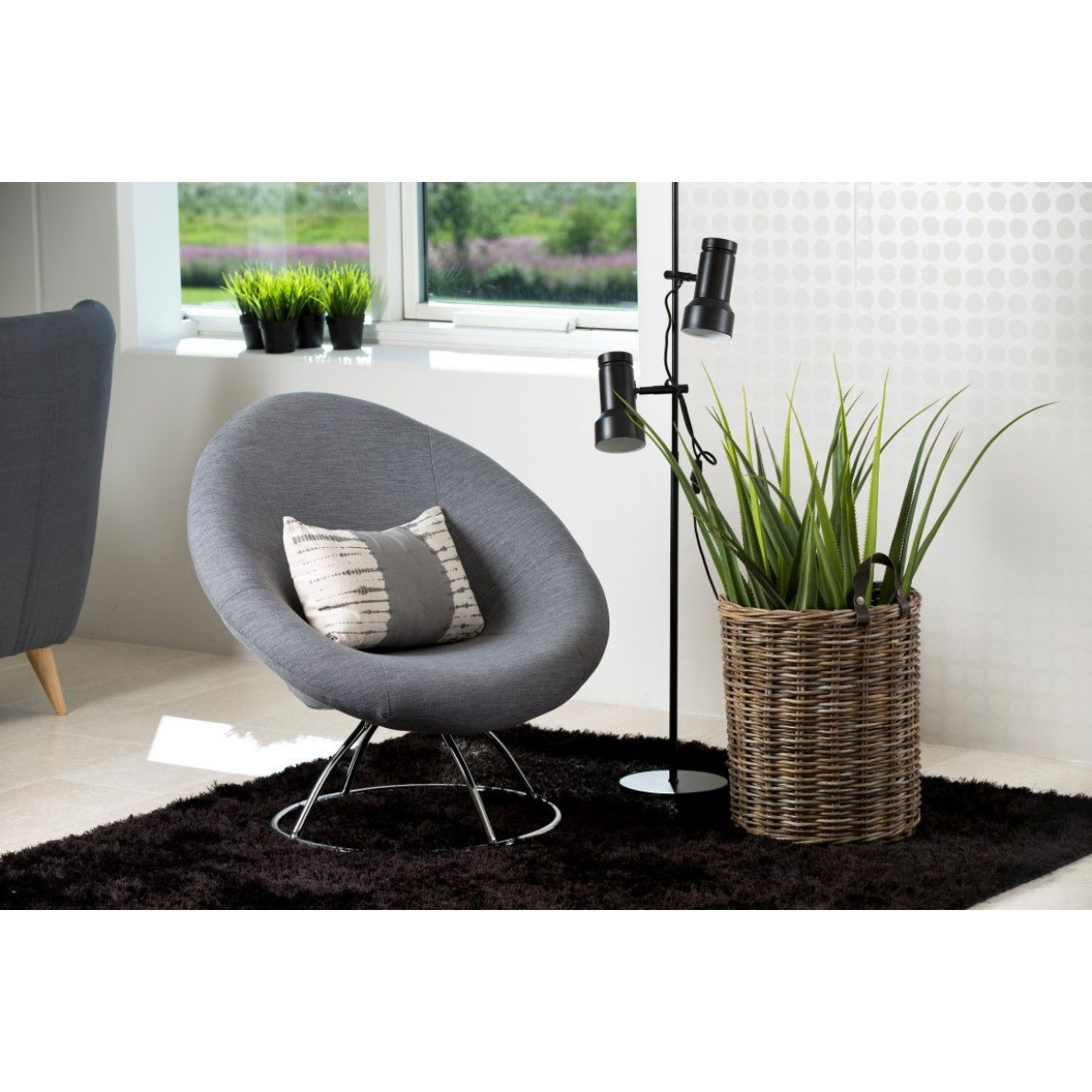 Resting Chair Grace | Light Grey