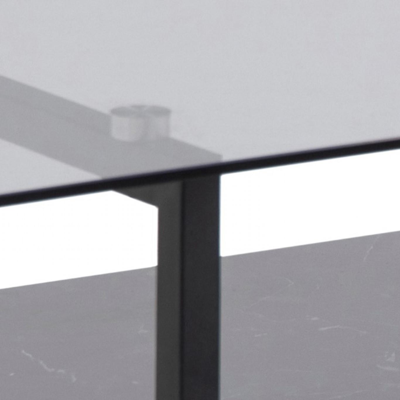 Coffee Table Okaya   Transparent