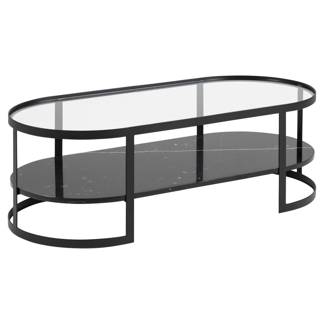 Coffee Table Noville/Elki   Black