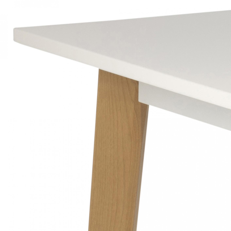 Schreibtisch Molina | Weiß
