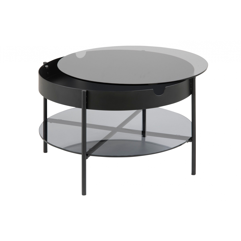 Tip Coffee Table | Glass