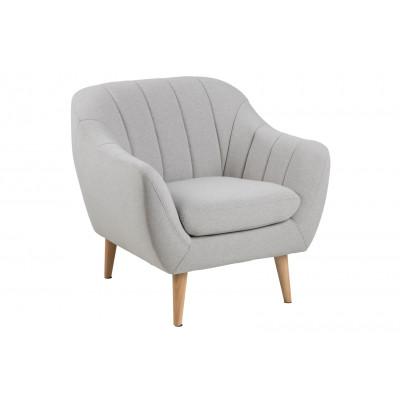 1-Sitzer-Sofa Inca | Grau