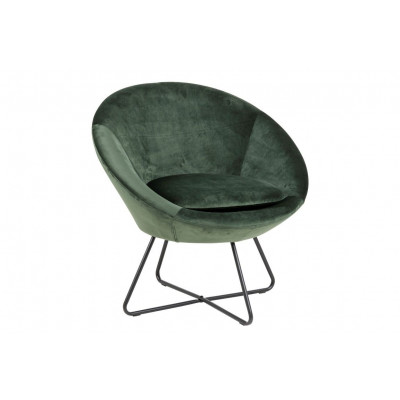 Resting Chair Center | Forest Green
