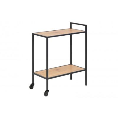 Küchenwagen Stanley | Helles Holz