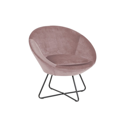 Resting Chair Center | Dusty Rose