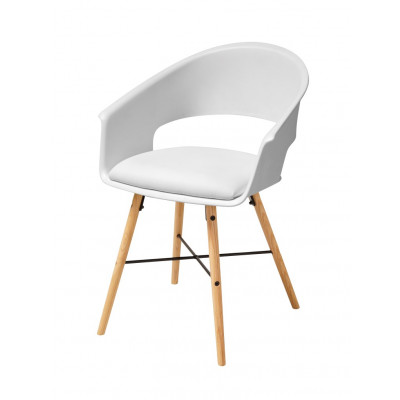 Dining Chair Knivar   White DISCONTINUED